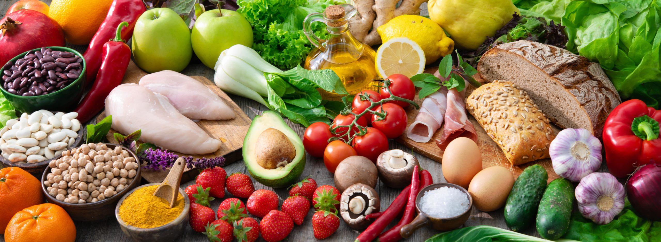 Concentration en protéines, glucides et lipides dans les ...