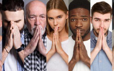 Les 3 sortes de prières