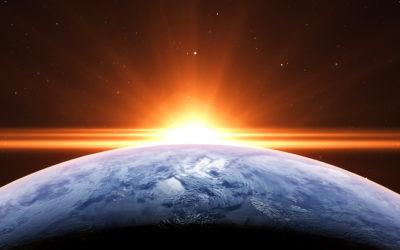 L'élévation vibratoire de la Terre
