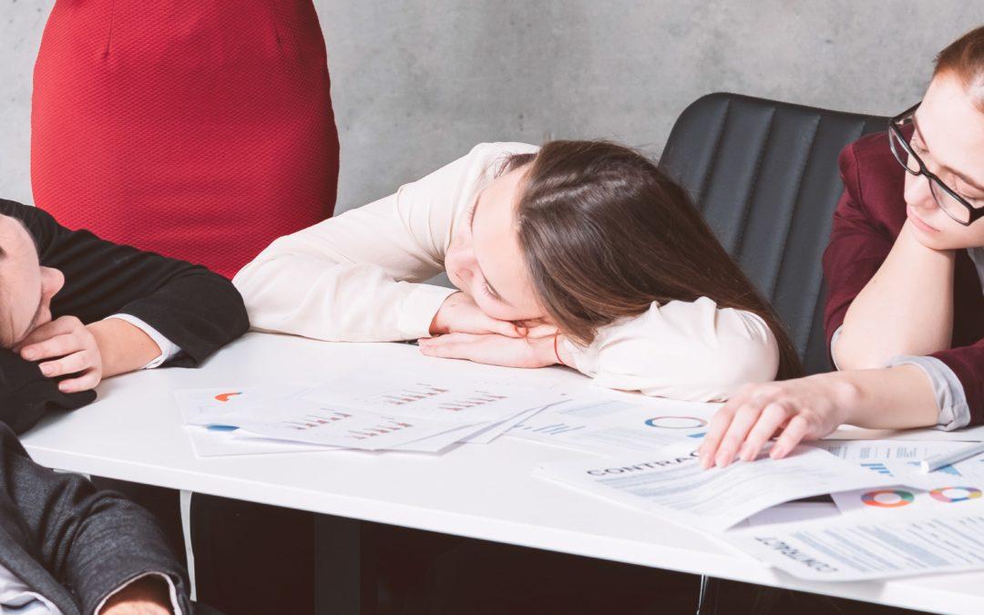 Comment se débarrasser de la fatigue (asthénie)