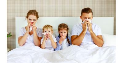 Grippe et Coups de froid, la solution homéopathique