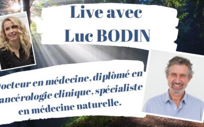 Une interview de Luc Bodin par Valérie Delcourt