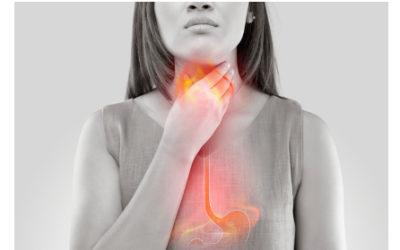 Conseils en cas de Reflux Gastro-Oesophagien – RGO