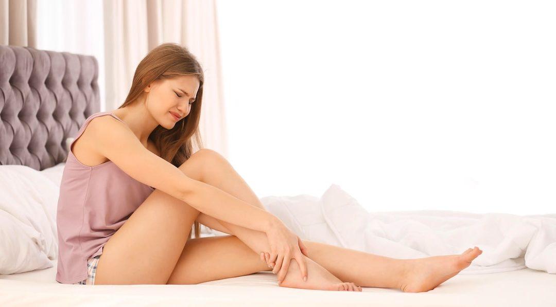Les signes du Syndrome des Jambes Sans Repos