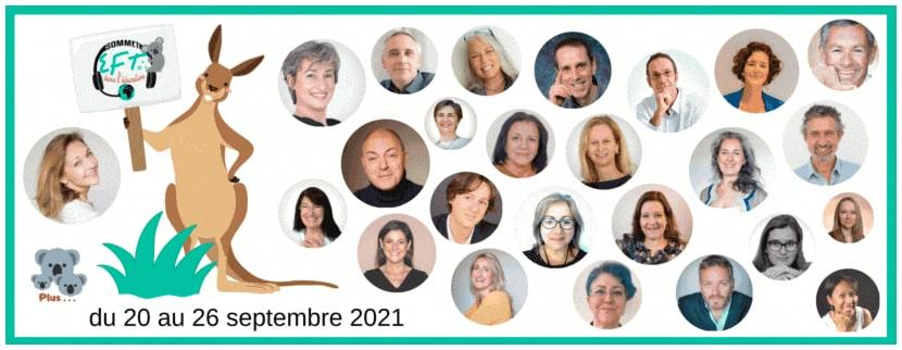 Des conférences gratuites au 3e sommet de «l'EFT dans l'éducation» du 20 au 26 septembre 2021
